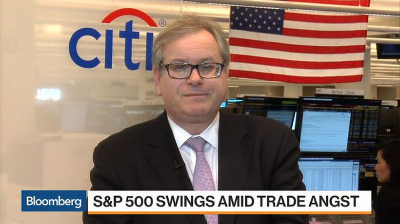 Bloomberg Markets - Citi's Levkovich Says Economy Is Strong Enough for Two 2019 Fed Hikes
