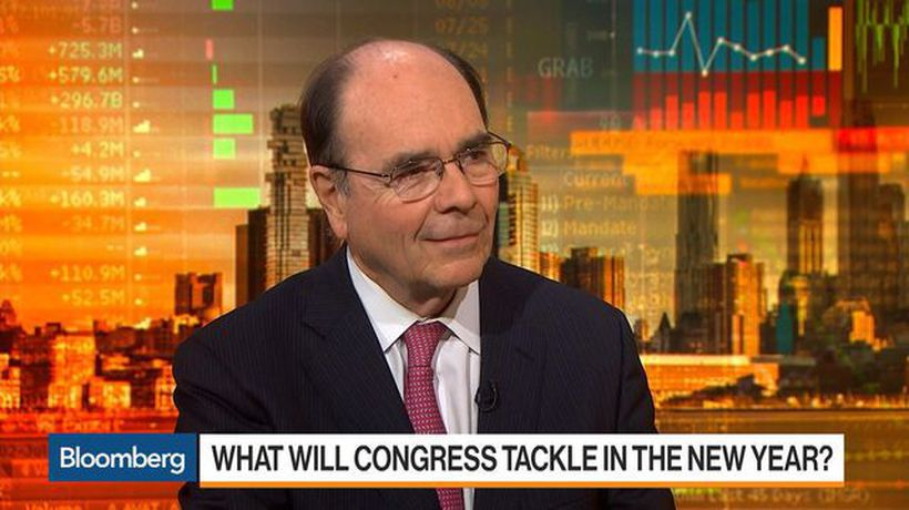 Bloomberg Markets - Fannie and Freddie Have Too Much Market Share, James Lockhart Says