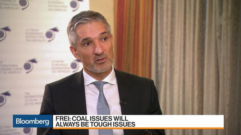 Bloomberg Markets - Infrastructure Is Key to Canada's Economy, World Energy Council CEO Says