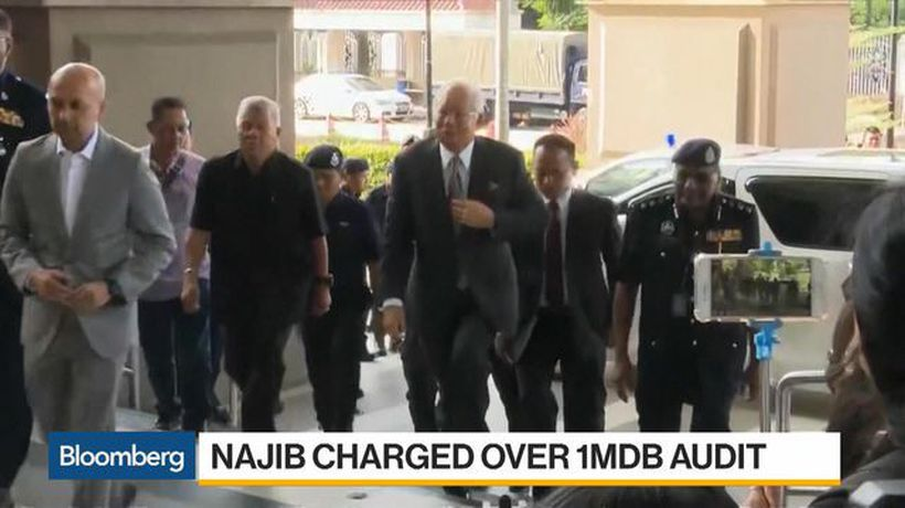 Bloomberg Markets: Middle East - Malaysia Charges Najib and Ex-1MDB Chief