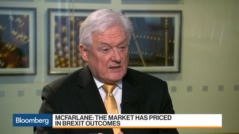 Bloomberg Markets - Barclays Chairman McFarlane Says Markets Have Priced In Brexit Outcomes