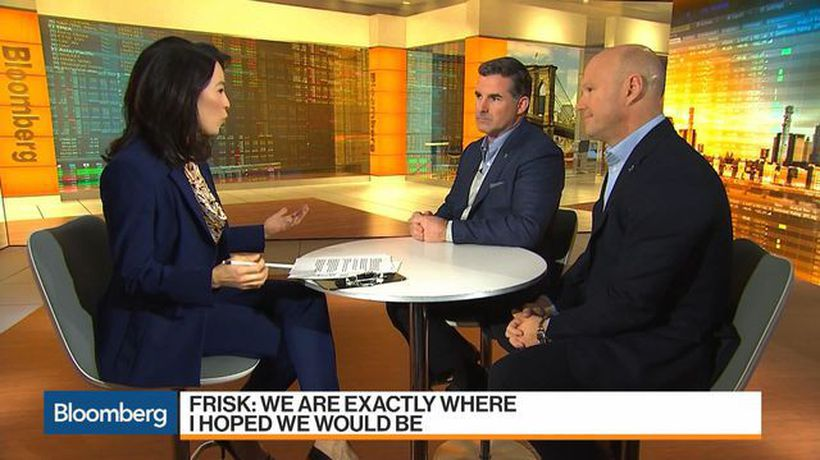 Bloomberg Markets: European Close - Under Armour COO Sees 40% EPS in Five Years