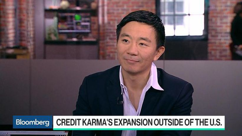 Bloomberg Technology - Credit Karma CEO on Expansion Plans, Data Protection