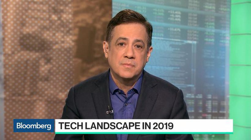 Bloomberg Technology - What Activate CEO Wolf Sees for Tech in 2019