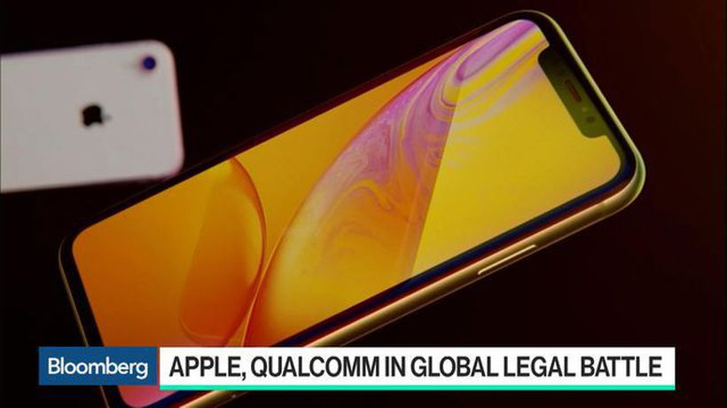 Bloomberg Technology - Apple Says China Ruling Will Force Qualcomm Settlement