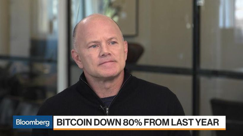 Bloomberg Markets - Galaxy's Mike Novogratz on the Crypto Collapse of 2018