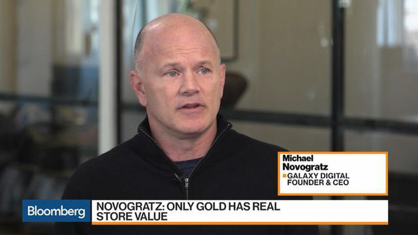 Bloomberg Markets - Novogratz Sees Bitcoin at $3,000 to $6,000 in the Near Future