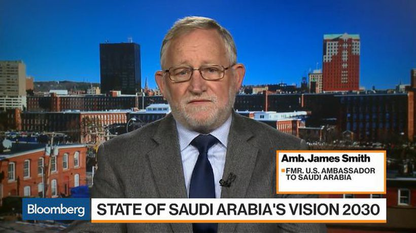 Saudi Vision 2030 Plan 'Bogged Down,' Former Amb. Smith Says