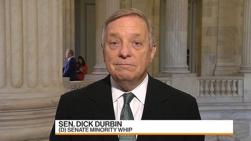 White House 'Wants to Talk' on Shutdown, Durbin Says