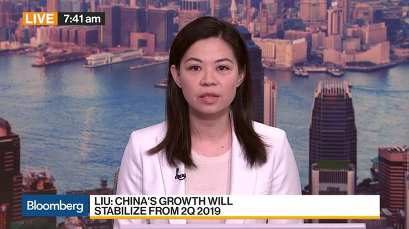 Bloomberg Daybreak: Asia - Yuan May Appreciate to 6.65 by End of 2019, Standard Chartered Says