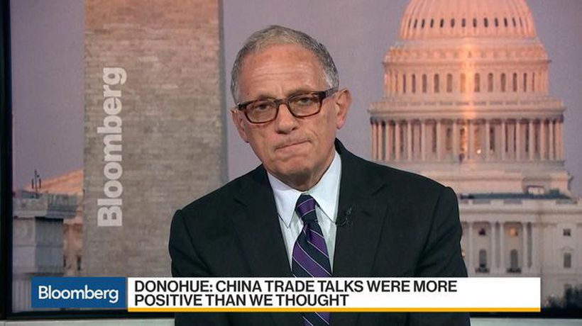 Bloomberg Daybreak: Australia - U.S. Trade Deficit Could Worsen If China Opens Market Further, Hochberg Says