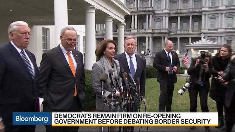 Bloomberg Daybreak: Australia - U.S. Shutdown at Record 23 Days