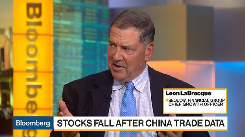 Bloomberg Daybreak: Australia - U.S. Financials Still Have Room to Go, Sequoia's LaBrecque Says