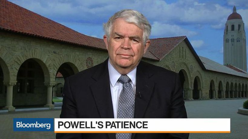 Bloomberg Markets - John Taylor Sees 'Pretty Strong' U.S. Economy as 'Promising'