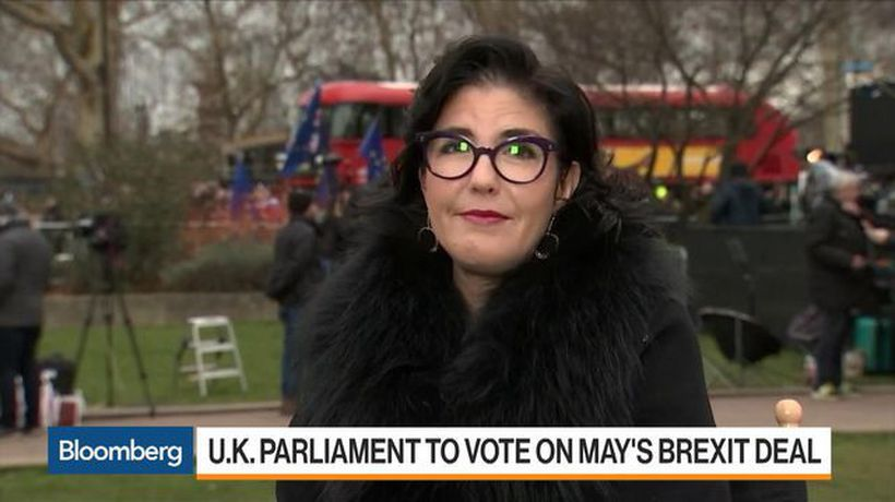 Bloomberg Markets - Citi's Fordham Sees Article 50 Extension as Best Brexit Option
