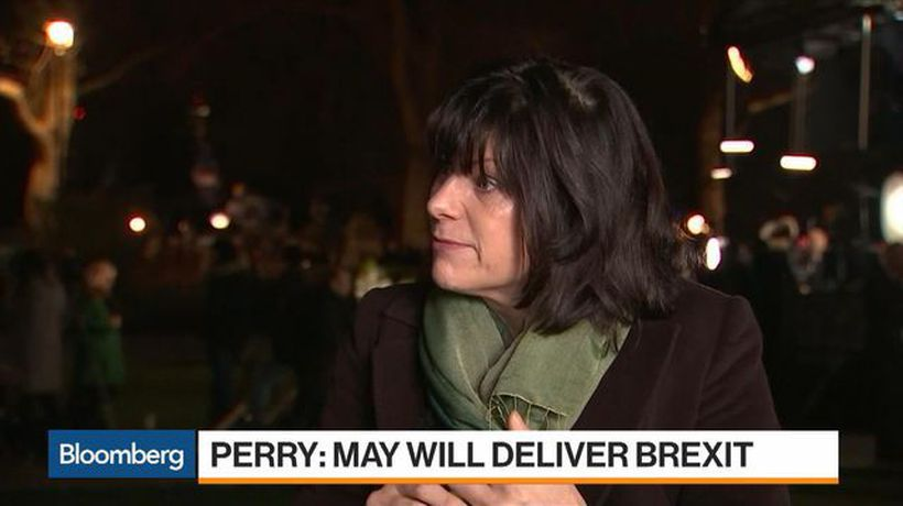 Bloomberg Markets - May Will Bring Back More Palatable Brexit Deal, U.K. Energy Minister Says