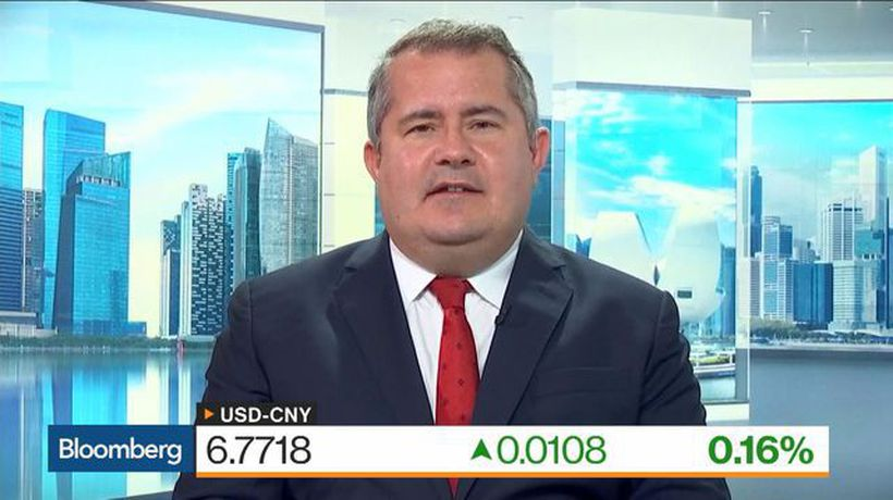 Bloomberg Markets: Asia - China Economy to Face Pain Before Turnaround, ING's Carnell Says