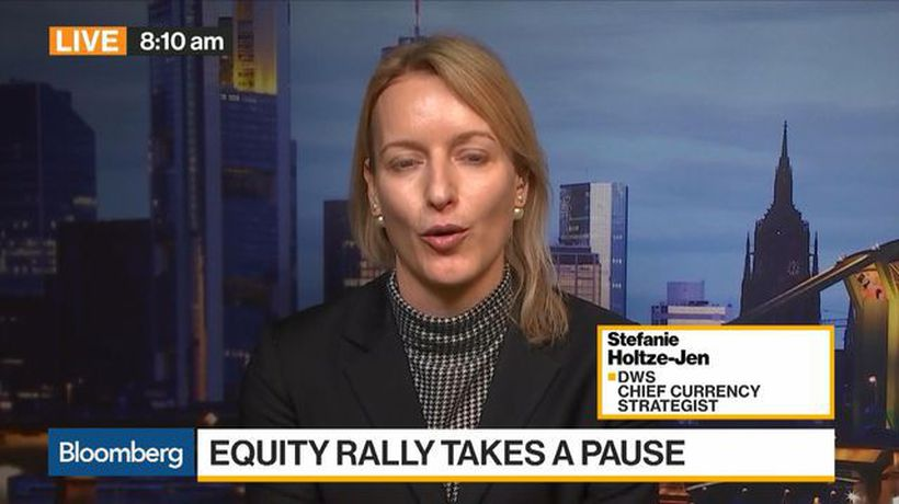 Bloomberg Daybreak: Europe - DWS's Holtze-Jen Calling for a Strong Dollar