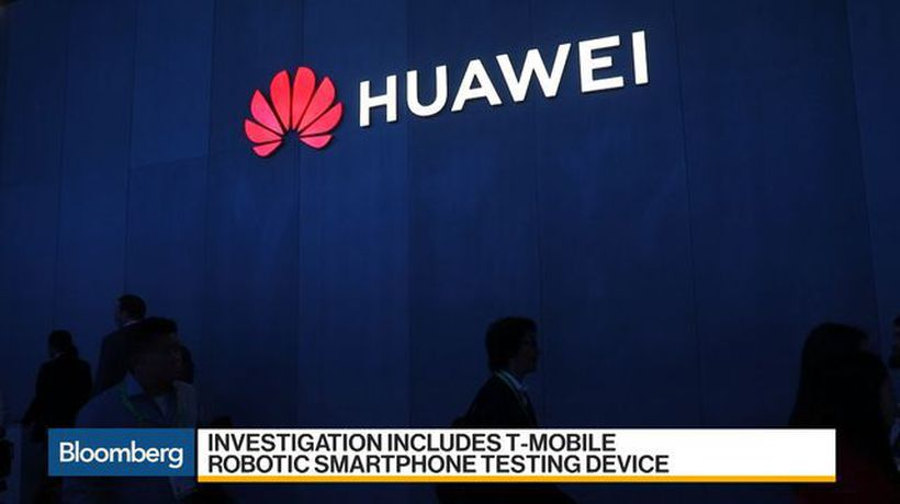 Bloomberg Daybreak: Australia - U.S. Prosecutors Pursuing Criminal Case Against Huawei, WSJ Reports
