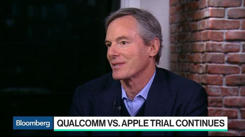 Bloomberg Technology - Ex-Qualcomm CEO Jacobs Says Time Isn't Right for Takeover Bid
