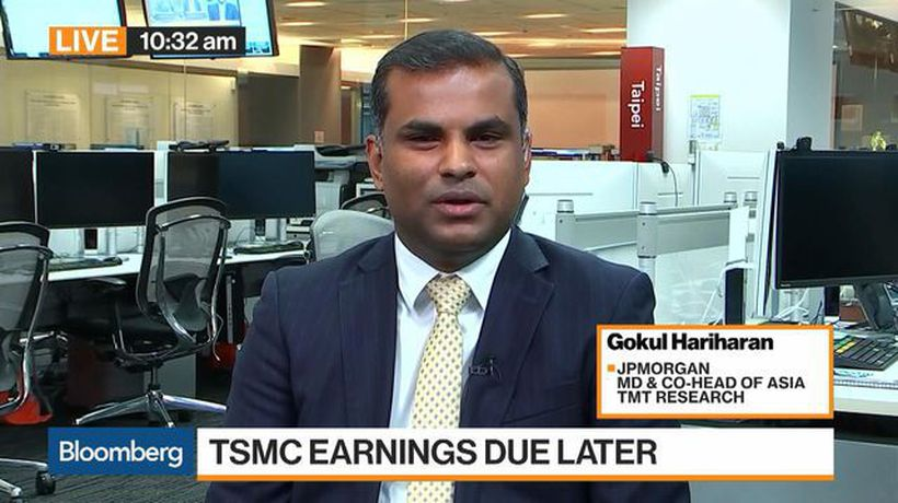 Bloomberg Markets: Asia - Smartphones Are Already Peaking Out, Says JPMorgan's Hariharan