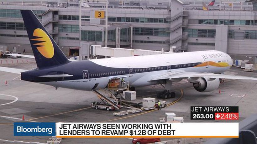 Bloomberg Markets: Asia - India's Jet Airways Working With Banks on Bailout Plan