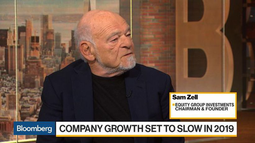Bloomberg Daybreak: Americas - Sam Zell Says Liquidity Has Decreased 'Significantly'