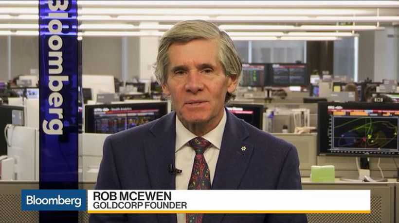 Bloomberg Daybreak: Americas - McEwen Says Gold Market Confidence Is Coming Back