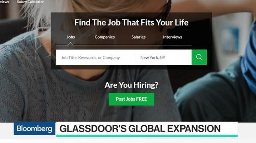 Bloomberg Technology - Going Public Isn't Always the Answer, Glassdoor CEO Says