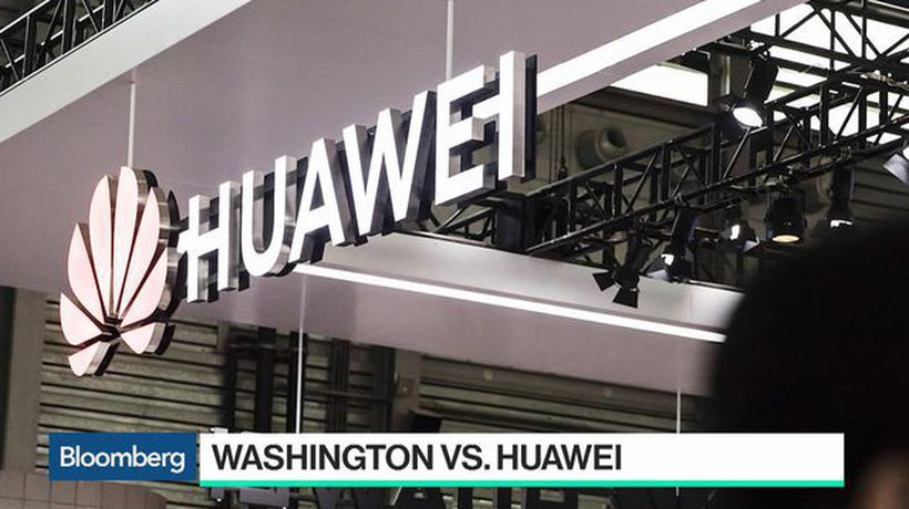 Bloomberg Technology - Huawei Probe 'Long Time Coming,' Albright's Celico Says
