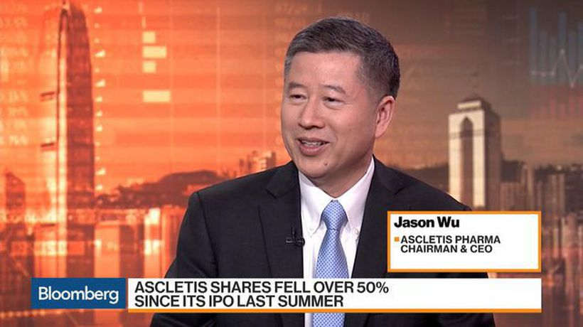 Bloomberg Markets: Asia - Ascletis Pharma CEO on IPO Performance, New Drugs, Revenue Targets