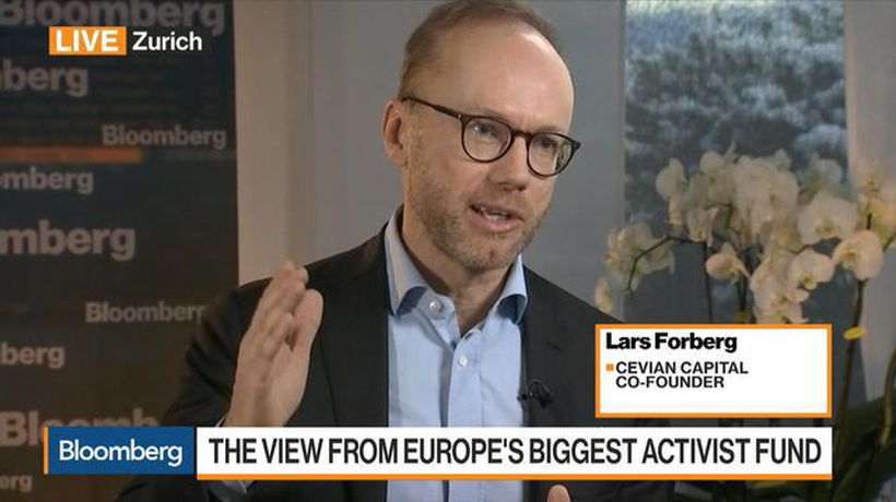 Bloomberg Markets: European Open - The Quiet Activism of Cevian Capital
