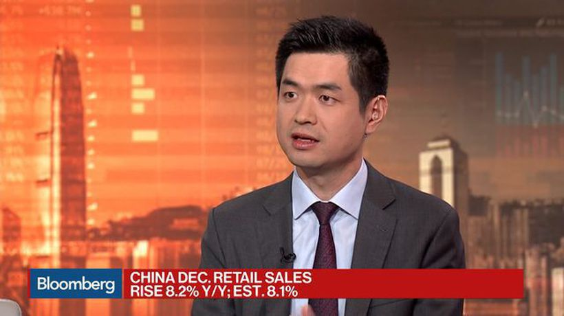 Bloomberg Markets: Asia - 1Q of 2019 Will Still Be Weak for China, Says Morgan Stanley's Xing