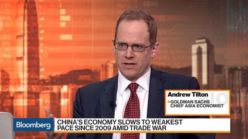 Bloomberg Markets: Asia - Goldman's Tilton Says Not Seen Enough Stimulus Yet to Revive China Economy Briskly