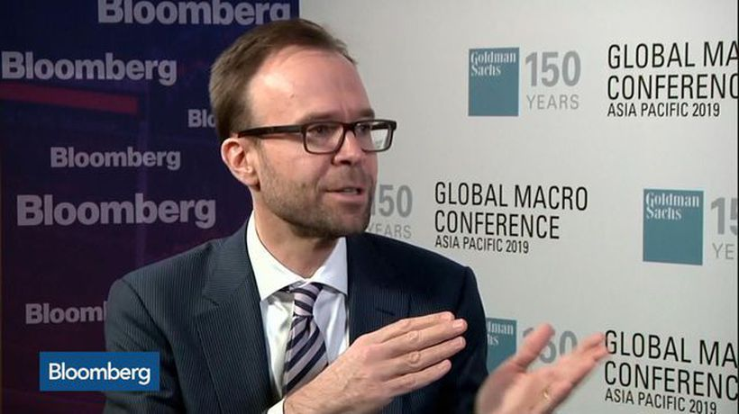 Bloomberg Markets: Asia - Goldman's Hatzius Sees Some Stabilization in China Economy in Second Half