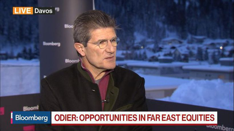 Bloomberg Daybreak: Europe - Bank Lombard Odier Sees Opportunities in Far East Equities