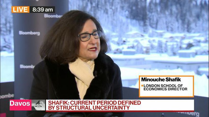 Bloomberg Markets: European Open - LSE's Shafik Sees Era of `Structural and Tectonic Uncertainty'