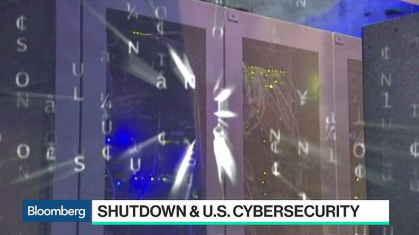 Bloomberg Technology - U.S. Gov't Shutdown Puts National Websites at Risk