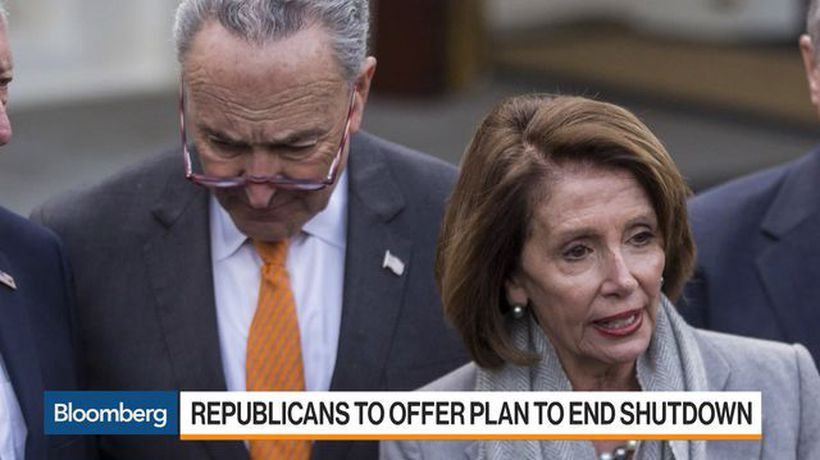 Bloomberg Markets: European Close - Republicans to Offer Plan to End Shutdown