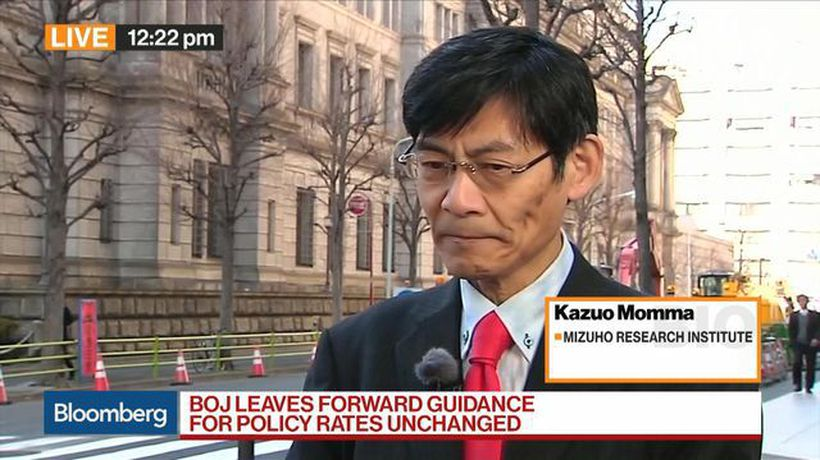 Bloomberg Markets: Asia - Ex-BOJ Official Says Deflation Re-Emergence May Need to Be Discussed Later This Year