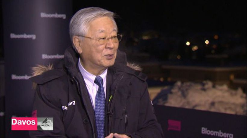 Bloomberg Daybreak: Europe - Hitachi Chairman on Business Risks, Brexit, Growth Drivers, M&A