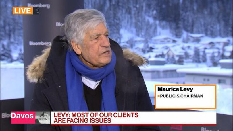 Bloomberg Markets: European Open - Publicis's Levy on Ad Industry, M&A, Tech Challenges, Brexit