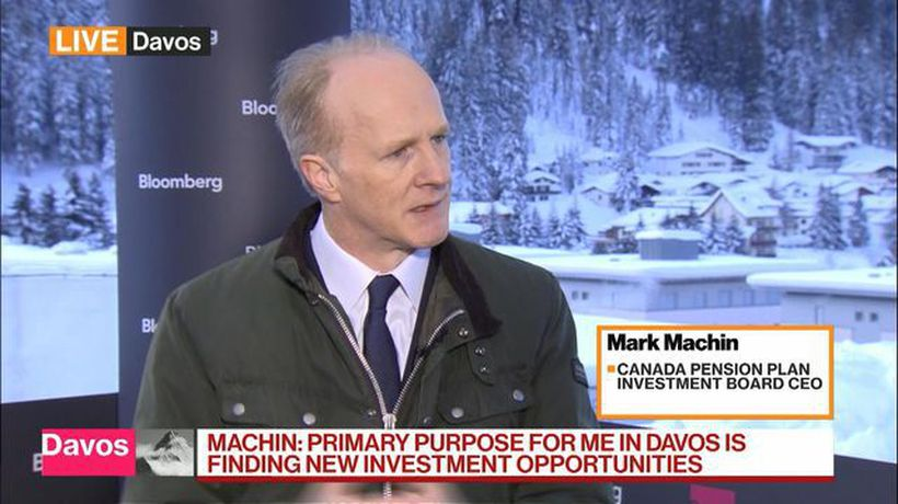 Bloomberg Markets: European Open - CPPIB CEO on Davos, Sustainability, Investment Themes