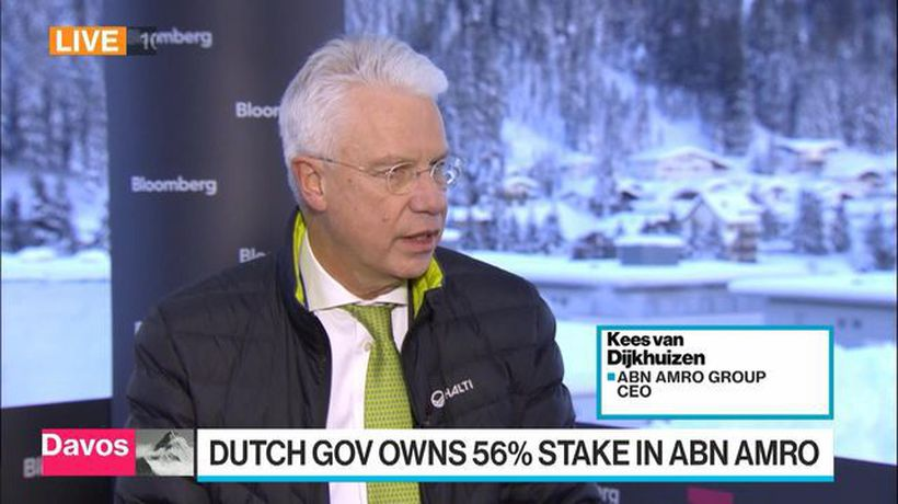 Bloomberg Surveillance - ABN Amro CEO Expects Further Sell Down of Government Stake This Year