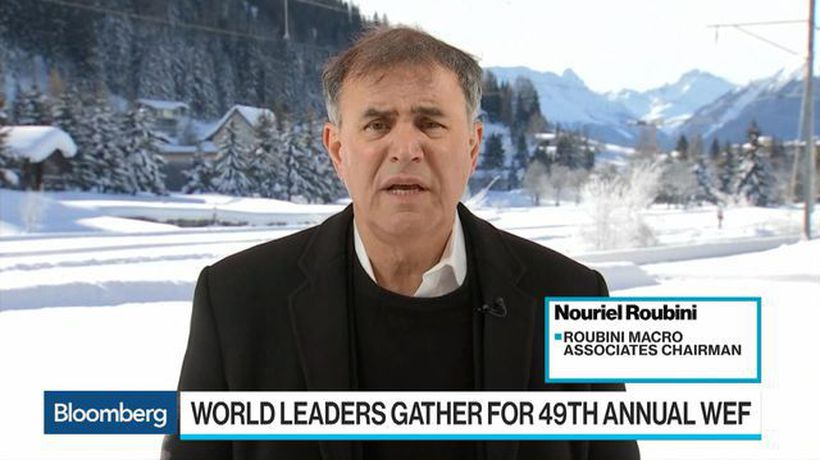 Bloomberg Surveillance - Roubini Sees No 2019 Recession Even Amid Rising Global Divisions