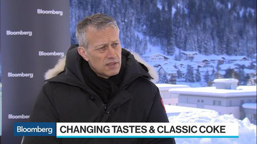 Bloomberg Surveillance - Coca-Cola CEO Quincey on Adapting to Change, Sustainability