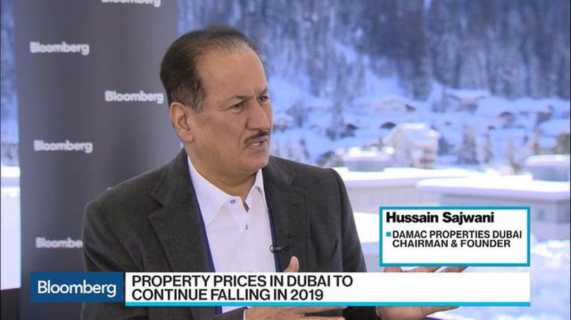 Bloomberg Surveillance - Damac Chairman Says Dubai Property to Recover in 2020