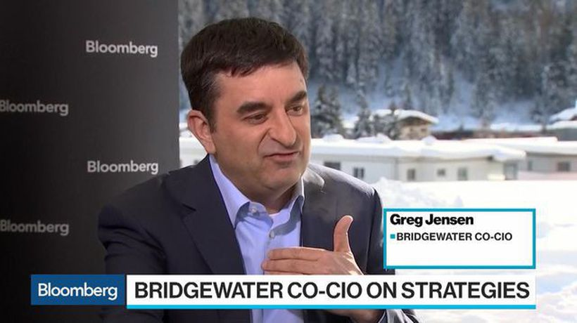 Bloomberg Surveillance - Bridgewater's Jensen Expects to See a Protracted Economic Slowdown