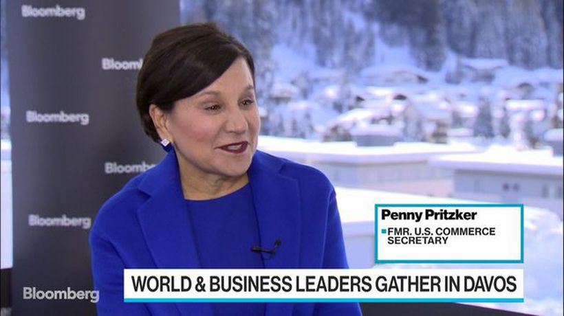 Bloomberg Surveillance - Penny Pritzker Urges Democrats to Focus on Americans' Needs