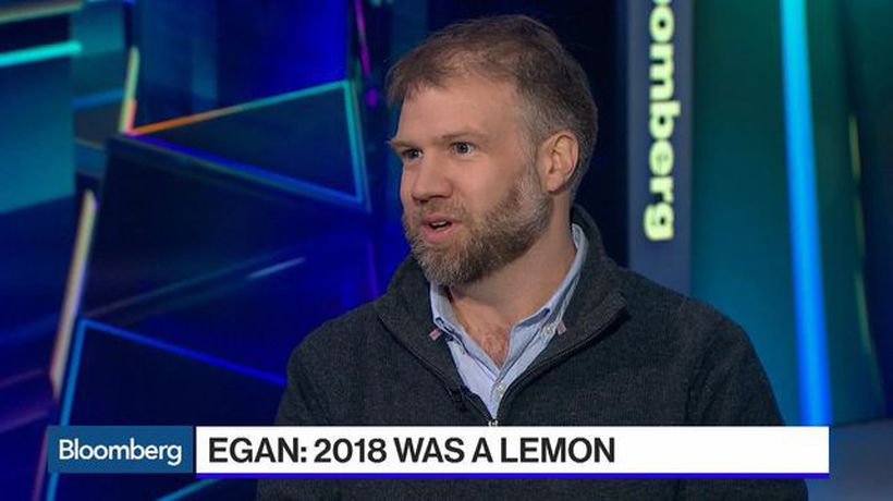 Betterment's Egan Says You Needed to Turn Lemons Into Lemonade in 2018